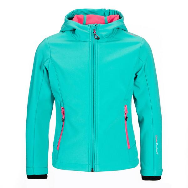 CMP Jacket Fix Hood Kinder - Softshelljacke
