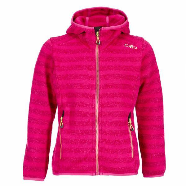 Fix Hood knitted Jacket