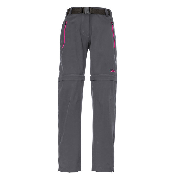 CMP Zip Off Pant Kinder - Softshellhose