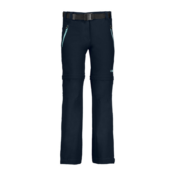 CMP PANT ZIP OFF STRETCH Kinder - Softshellhose