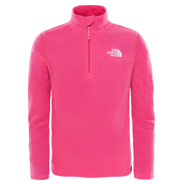 The North Face Glacier 1/4 Zip Kinder - Fleecepullover