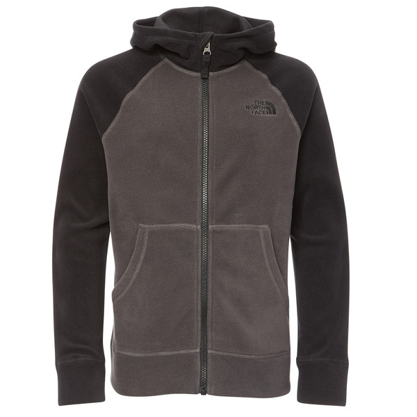 The North Face Glacier Full Zip Hoodie Kinder - Fleecejacke