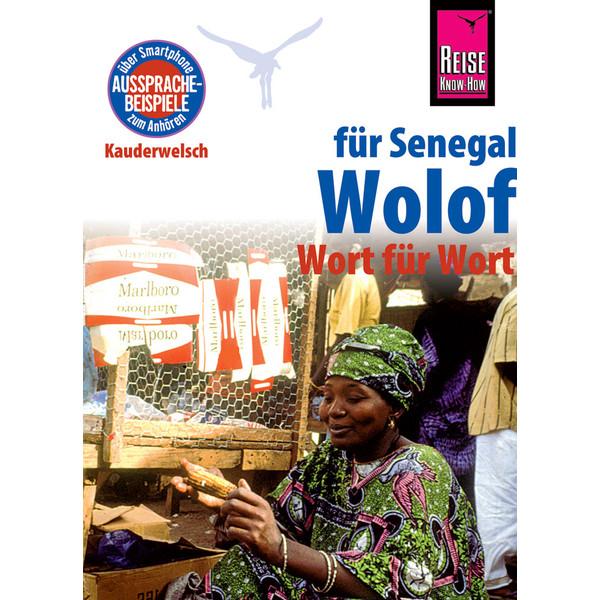 RKH Kauderwelsch Wolof für den Senegal
