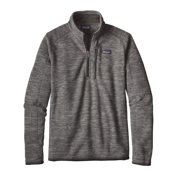 Patagonia Better Sweater 1/4 Zip Männer - Fleecepullover
