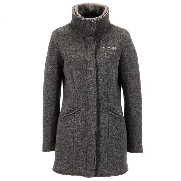 Vaude Lavin Coat Frauen - Wolljacke