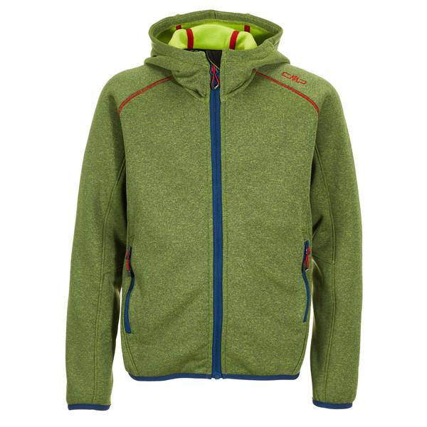 Fix Hood Stretch Perf.Jacket