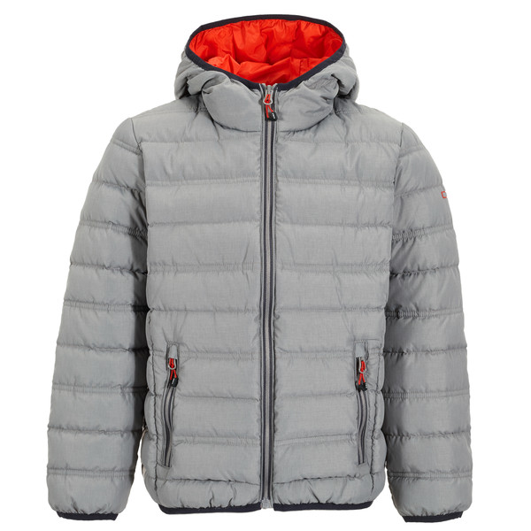 Fix Hood Melange Jacket