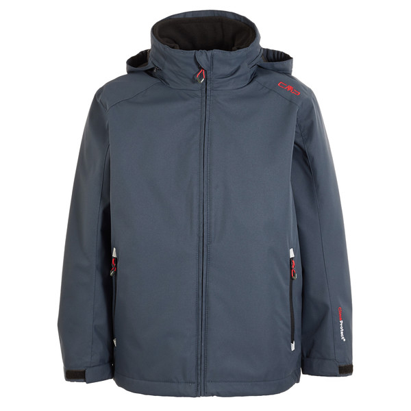 Twill Fix Hood Jacket 3in1
