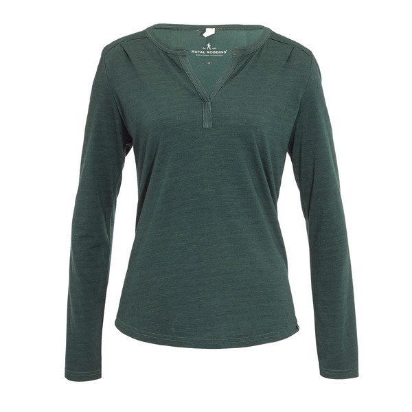 Go Everywhere Merino Henley
