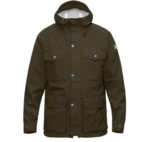 Fjällräven Övik Eco-Shell Jacket Männer - Regenjacke