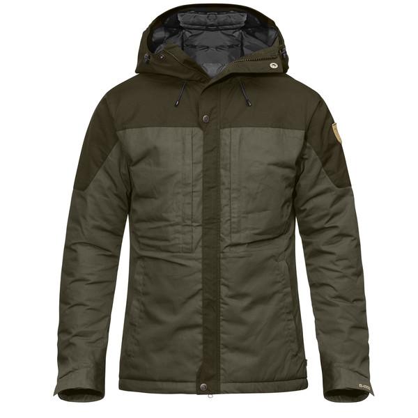 Fjällräven Skogsö Padded Jacket Männer - Winterjacke