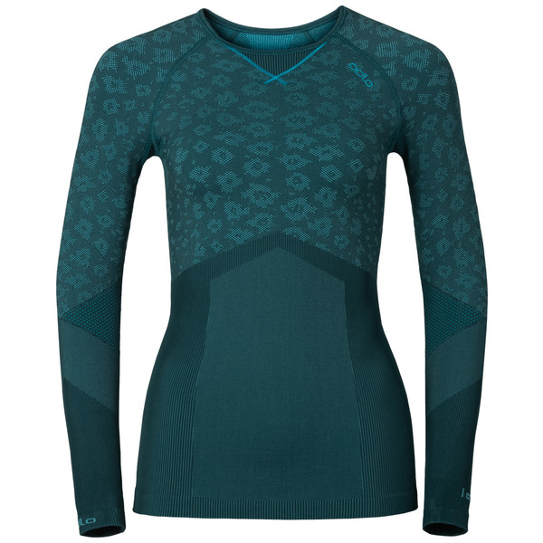 Odlo Blackcomb Evolution Warm Shirt L/S Frauen - Funktionsunterwäsche