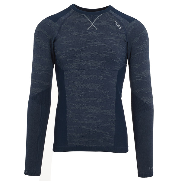 Odlo Blackcomb Evolution Warm Shirt L/S Männer - Funktionsunterwäsche