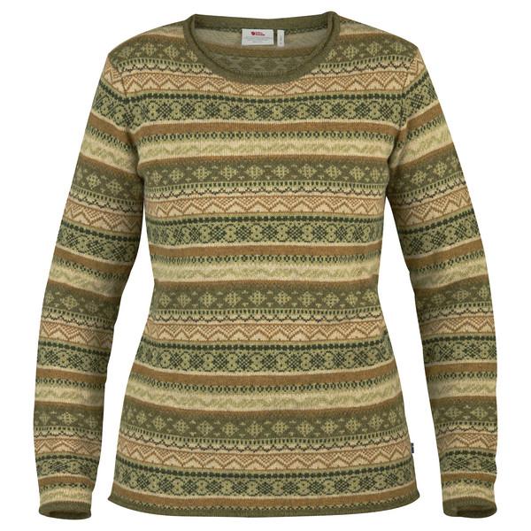 Övik Folk Knit Sweater