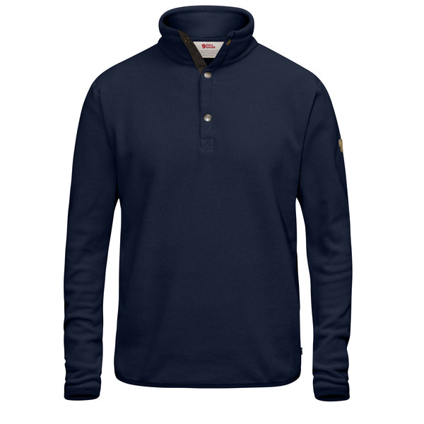 Fjällräven ÖVIK FLEECE SWEATER M Männer - Fleecepullover