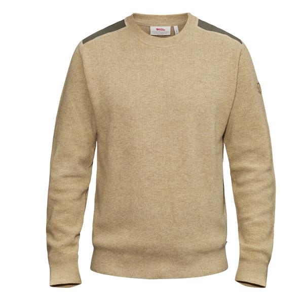 Fjällräven Sörmland Crew Sweater Männer - Wollpullover