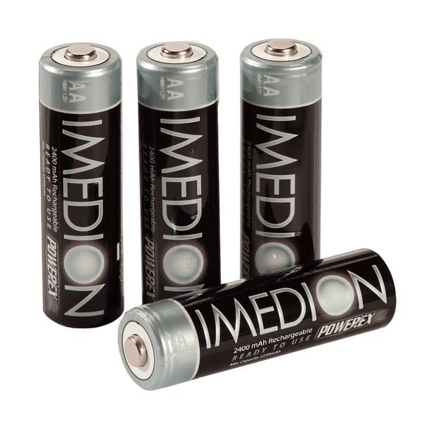 Imedion AA 4er Pack 2400 mAh