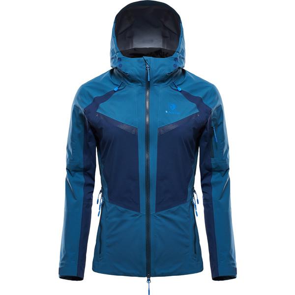BlackYak Gore C-Knit Jacket Frauen - Regenjacke