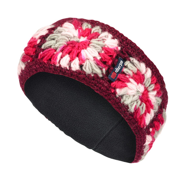 Sherpa Rani Headband Frauen - Stirnband