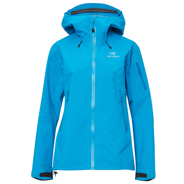 Arc'teryx Beta SV Jacket Frauen - Regenjacke