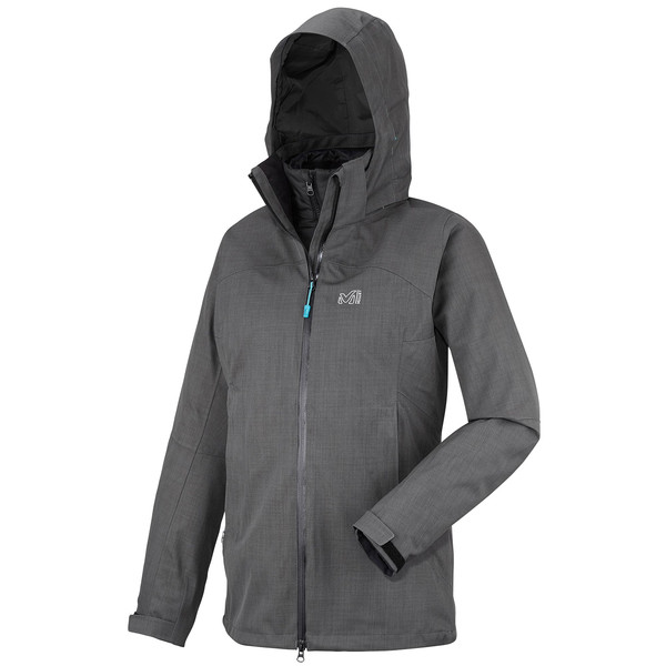 Millet LD Cross Mountain 3/1 Jacket Frauen