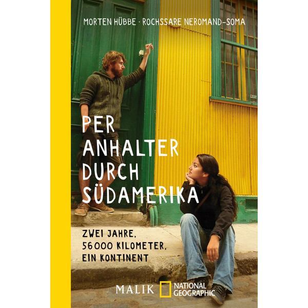 PER ANHALTER DURCH SÜDAMERIKA - Reisebericht