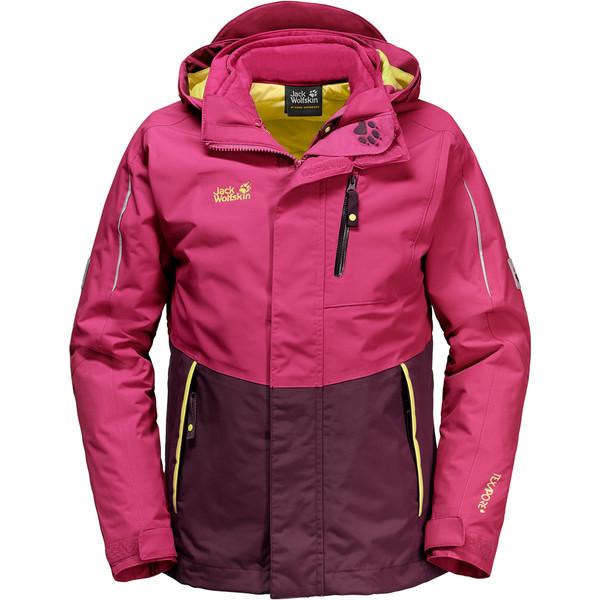 Crosswind 3In1 Jacket