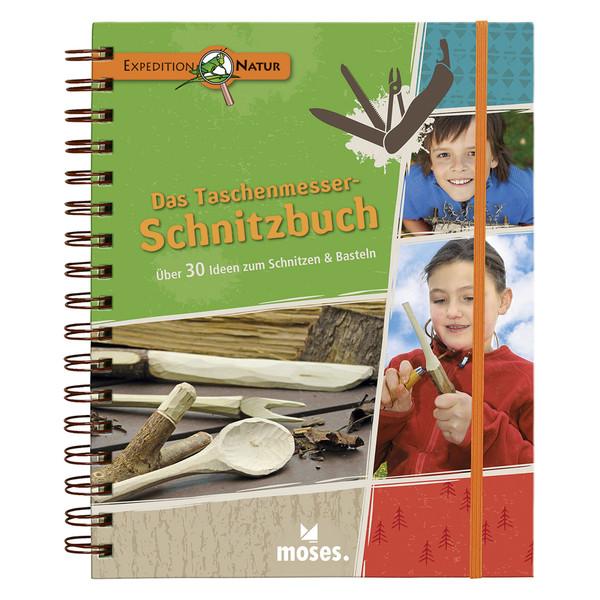 DAS TASCHENMESSER-SCHNITZBUCH Kinder - Kinderbuch