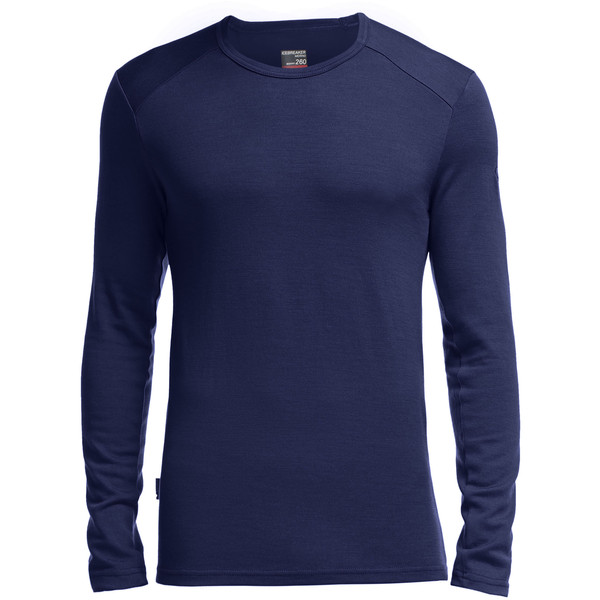 Tech Top L/S Crewe