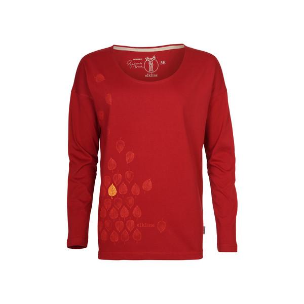 Elkline Gonebythewind Frauen - Langarmshirt