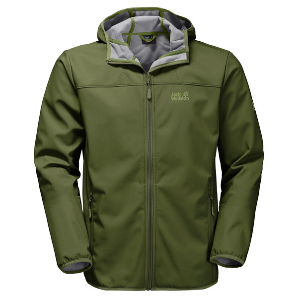 Jack Wolfskin Northern Point Männer - Softshelljacke