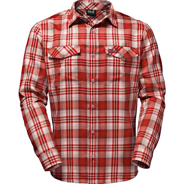 Jack Wolfskin Evan Shirt Männer - Outdoor Hemd