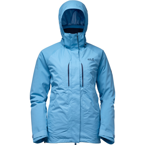 Jack Wolfskin Icy Storm Jacket Frauen - Winterjacke