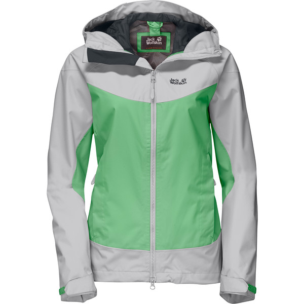 Jack Wolfskin North Ridge Frauen - Regenjacke