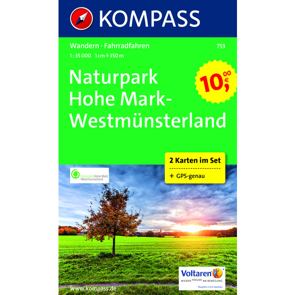 KOKA 753 Set Naturpark Hohe Mark