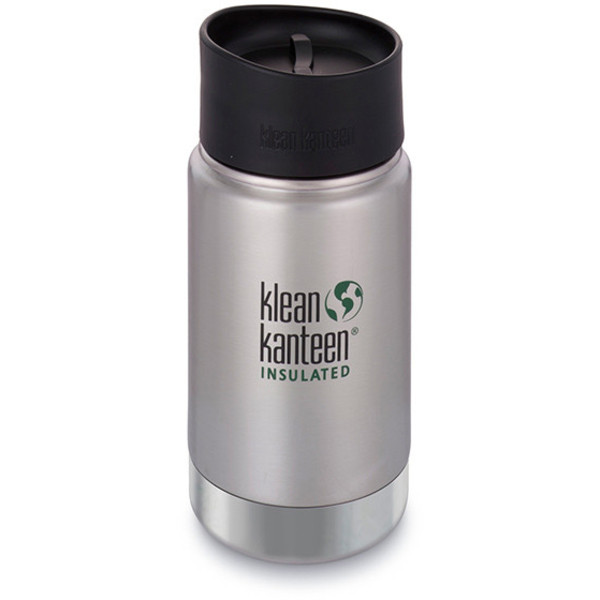 Klean Kanteen Wide Vacuum Insulated (mit/Café Cap 2.0) - Thermobecher