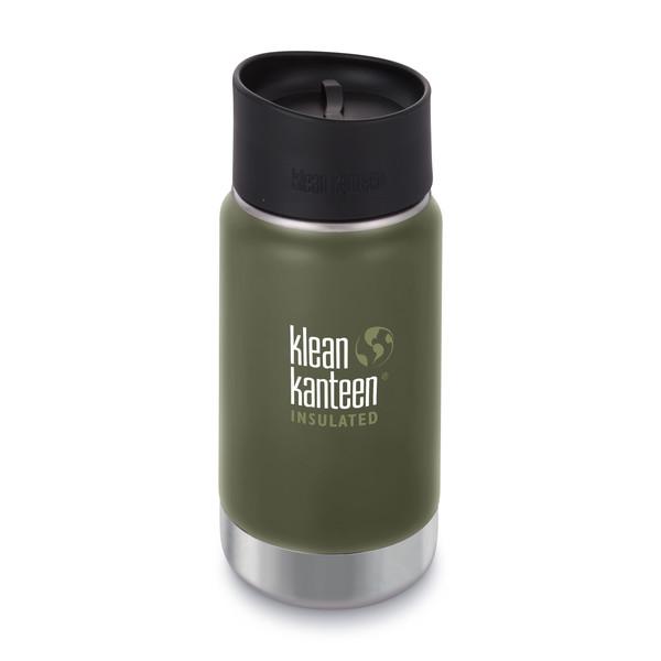 Klean Kanteen Wide Vacuum Insulated (mit/Café Cap 2.0) - Thermobecher