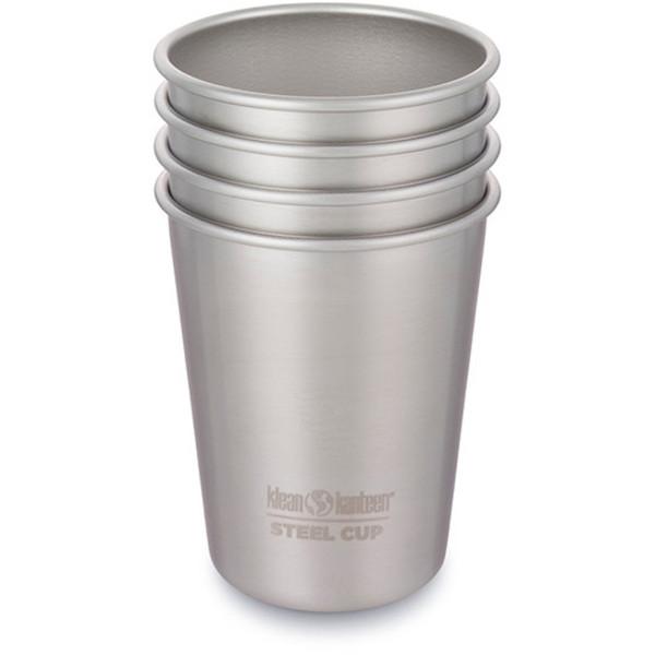 Klean Kanteen Steel Cup - 4 Pack - Becher