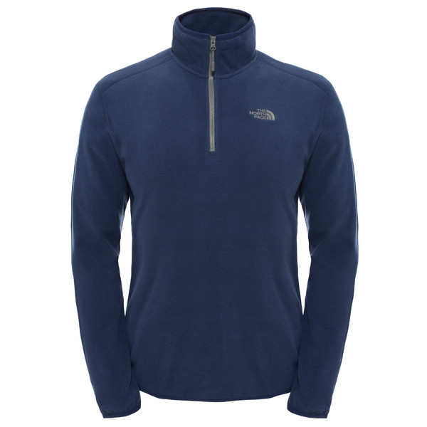 The North Face 100 GLACIER 1/4 ZIP Männer - Fleecepullover