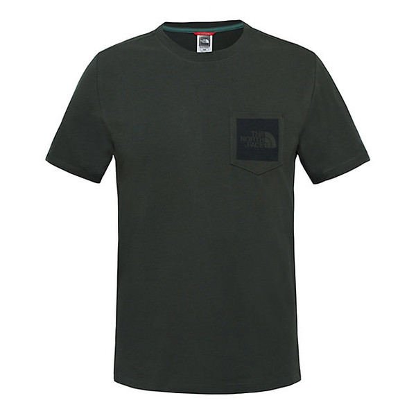 The North Face SS Fine Pocket Tee Männer - T-Shirt