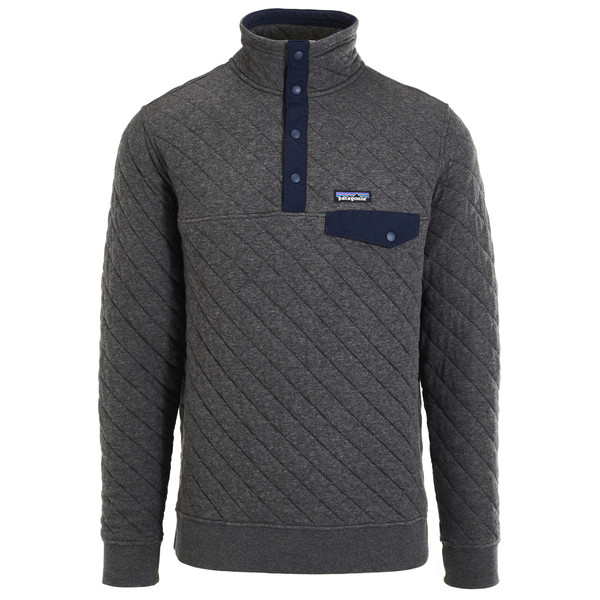 Patagonia Cotton Quilt Snap-T P/O Männer - Sweatshirt