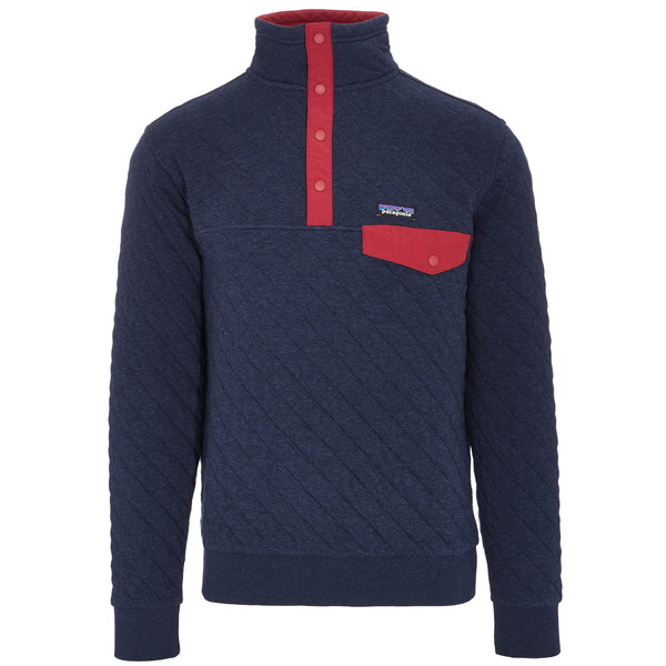 Patagonia Cotton Quilt Snap-T P/O Männer - Sweatshirt