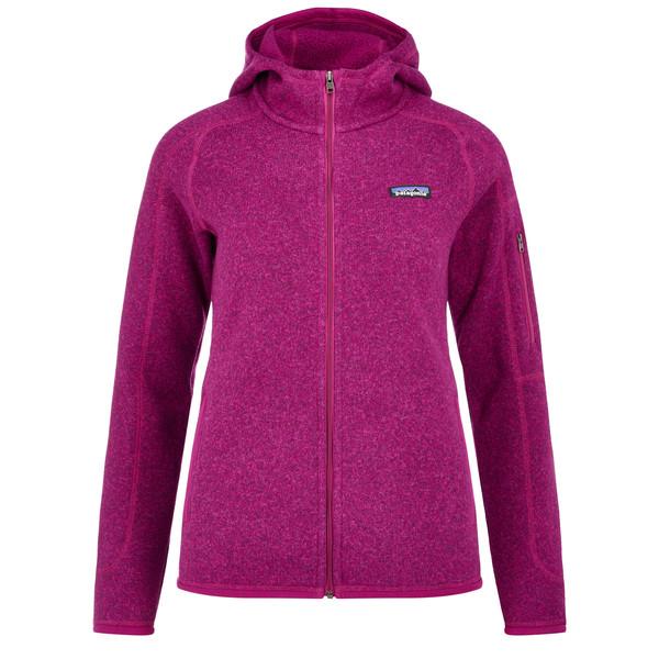 Patagonia Better Sweater Hoody Frauen - Fleecejacke