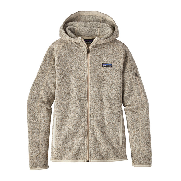 Patagonia Better Sweater Hoody Frauen - Fleecejacke