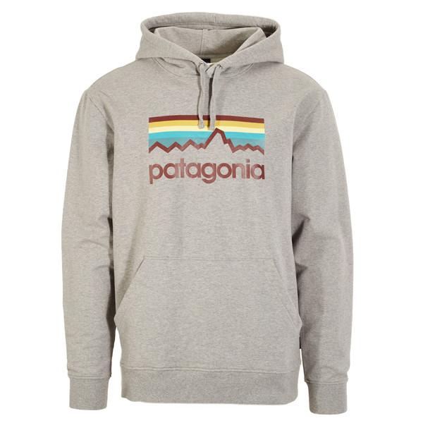 Patagonia Line Logo MW Hoody Männer - Sweatshirt