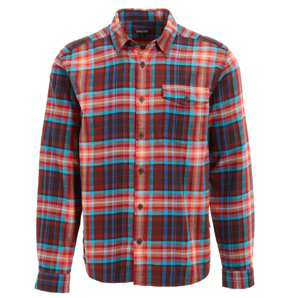 L/S LW Fjord Flannel Shirt