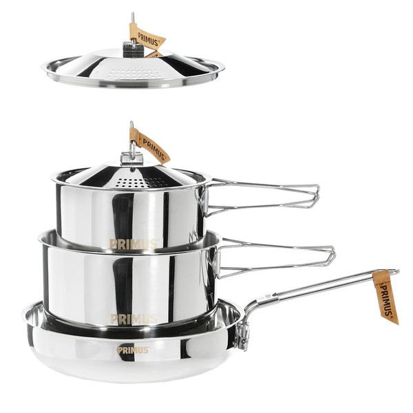 Primus CAMPFIRE COOKSET S.S. SMALL - Campinggeschirr