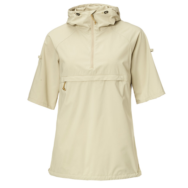 Fjällräven High Coast Hooded Shirt SS Frauen - Funktionsshirt
