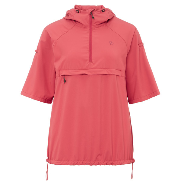 Fjällräven HIGH COAST HOODED SHIRT SS W Frauen - Funktionsshirt