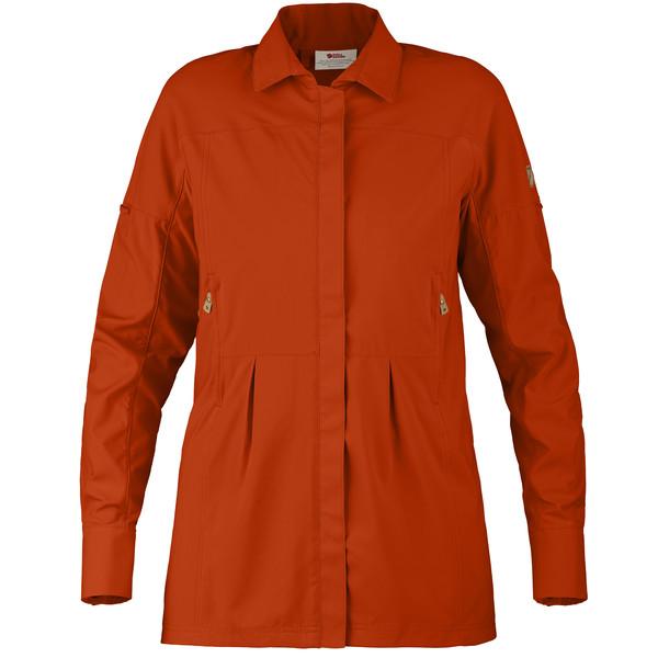 Fjällräven Abisko Sun Shirt LS Frauen - Outdoor Bluse